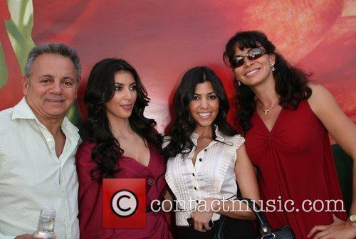 Kim Kardashian, Kourtney Kardashian