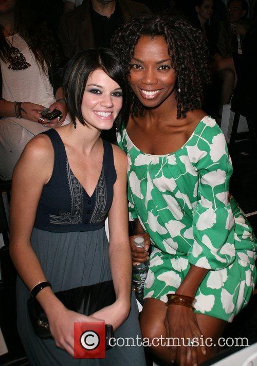 Rachel Melvin and Lauren Conrad 2
