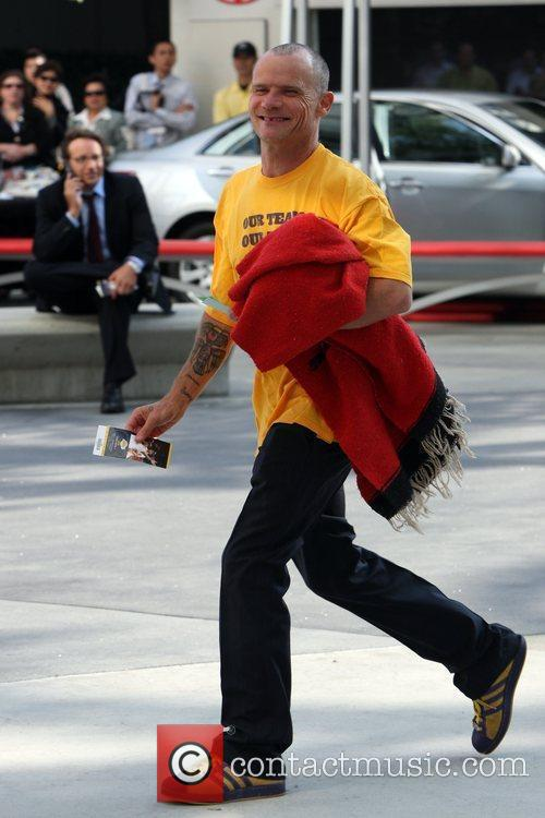 Flea Aka Michael Balzary Of The Red Hot Chili Peppers 3