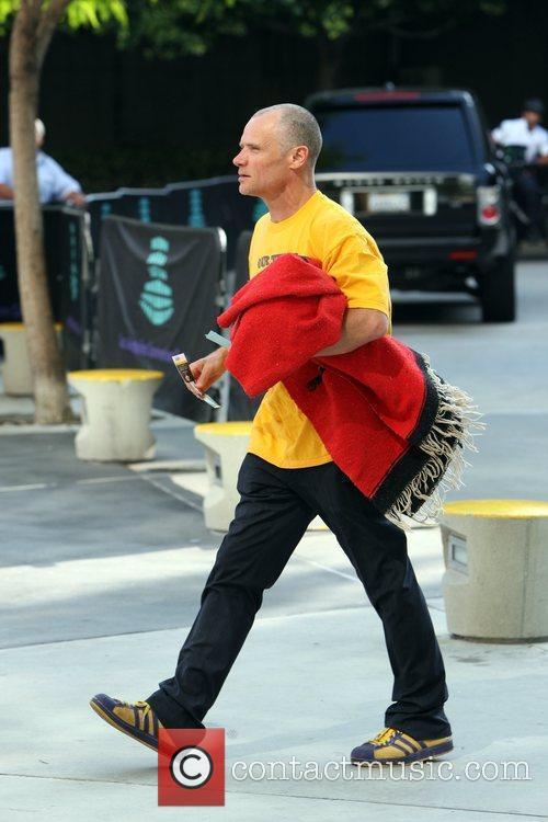 Flea Aka Michael Balzary Of The Red Hot Chili Peppers 6