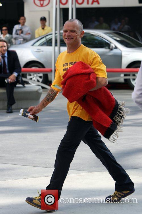 Flea Aka Michael Balzary Of The Red Hot Chili Peppers 4