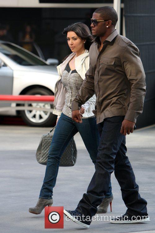 Kim Kardashian and Reggie Bush 10
