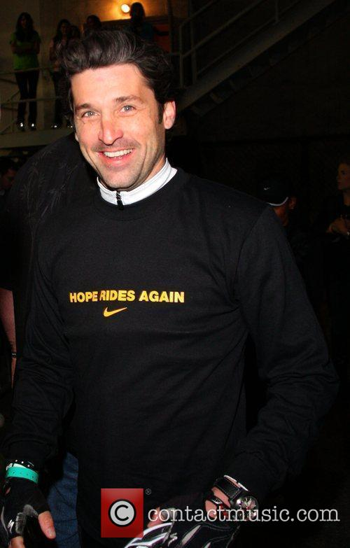 Patrick Dempsey Nike Sportswear launch 'Stages' at the...