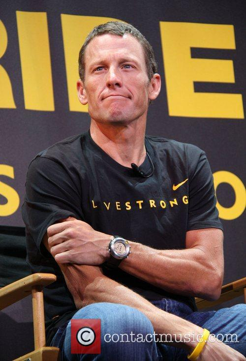 Lance Armstrong 12