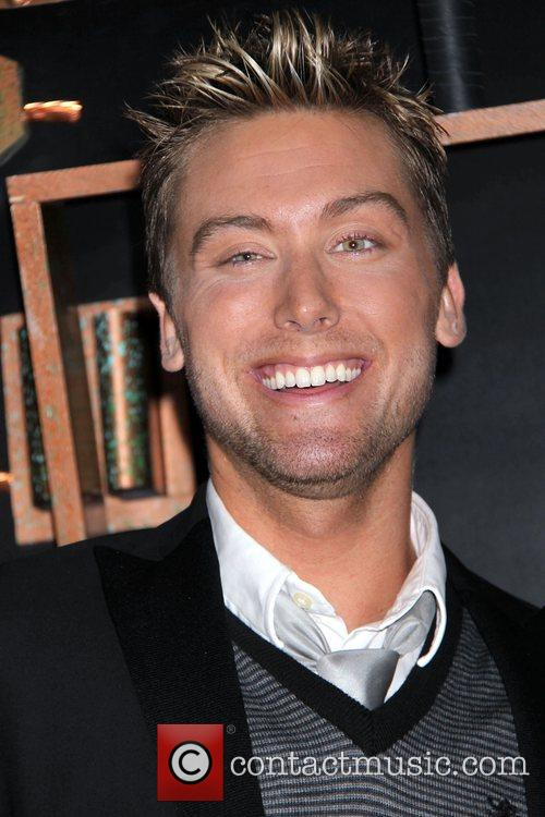 Lance Bass and Las Vegas 4
