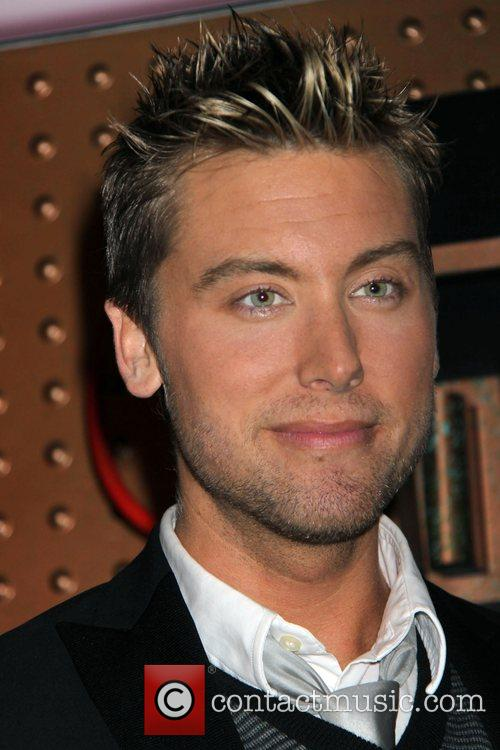 Lance Bass and Las Vegas 10