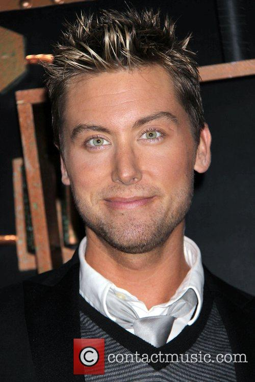 Lance Bass and Las Vegas 7