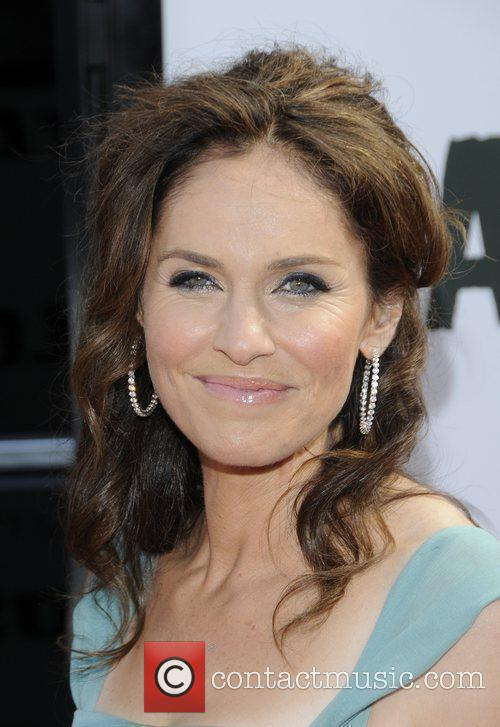 Amy Brenneman Premiere of 'Land of the Lost'...