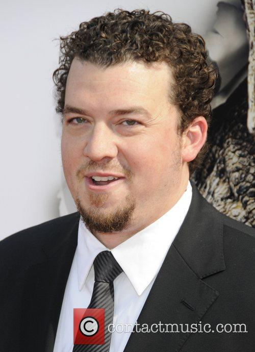 Danny McBride Premiere of 'Land of the Lost'...
