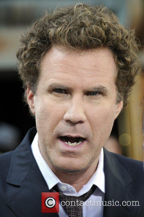 Will Ferrell Premiere of 'Land of the Lost'...