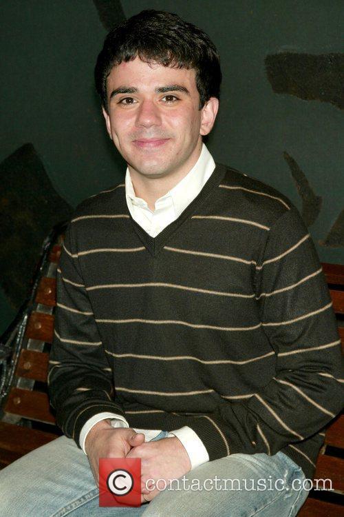 Gio Perez opening night of 'The Language of...