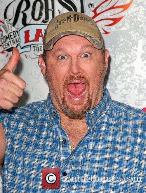 Larry The Cable Guy 1