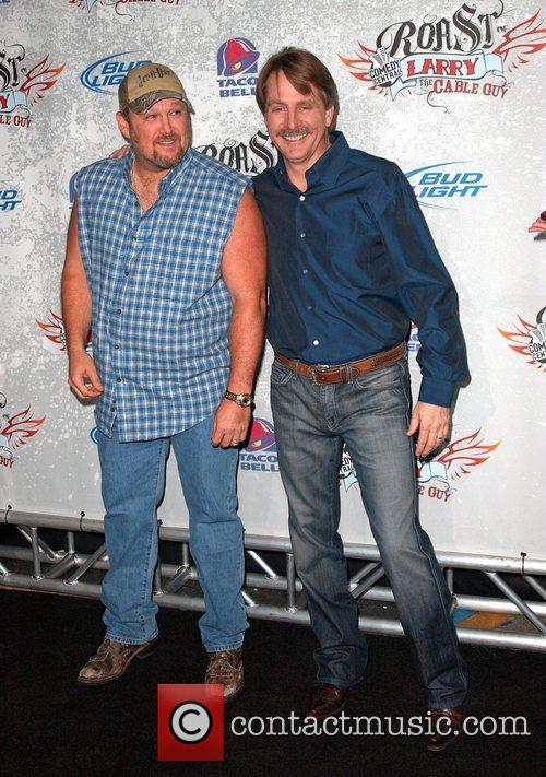 Larry The Cable Guy and Jeff Foxworthy 2
