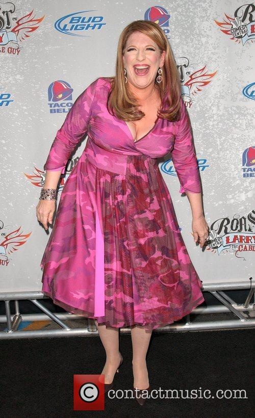Comedy Central Roast Of Larry The Cable Guy...