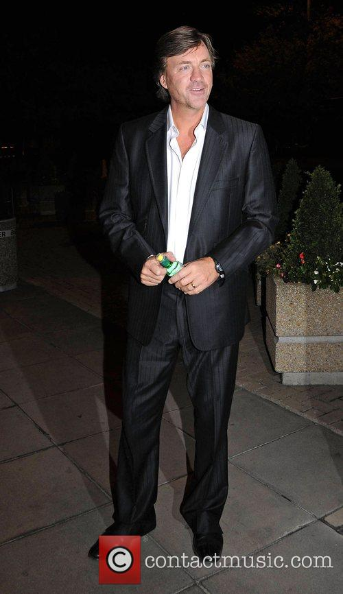 Richard Madeley at the RTE Studios for the...