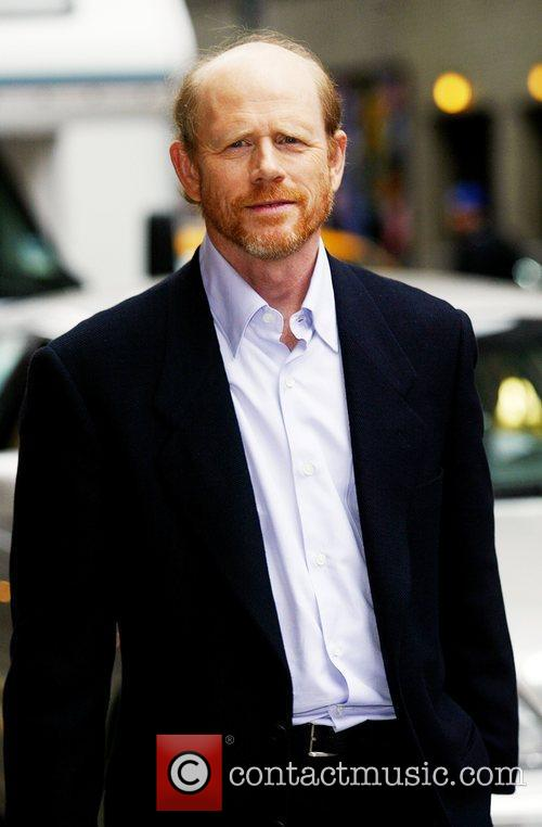 Ron Howard and David Letterman 1