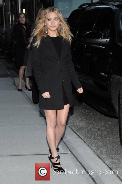 Ashley Olsen and David Letterman 3