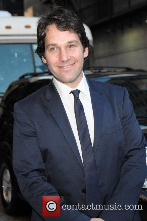 Paul Rudd and David Letterman 4