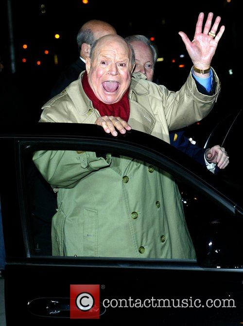 Don Rickles and David Letterman 4