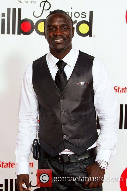 Akon and Billboard 3