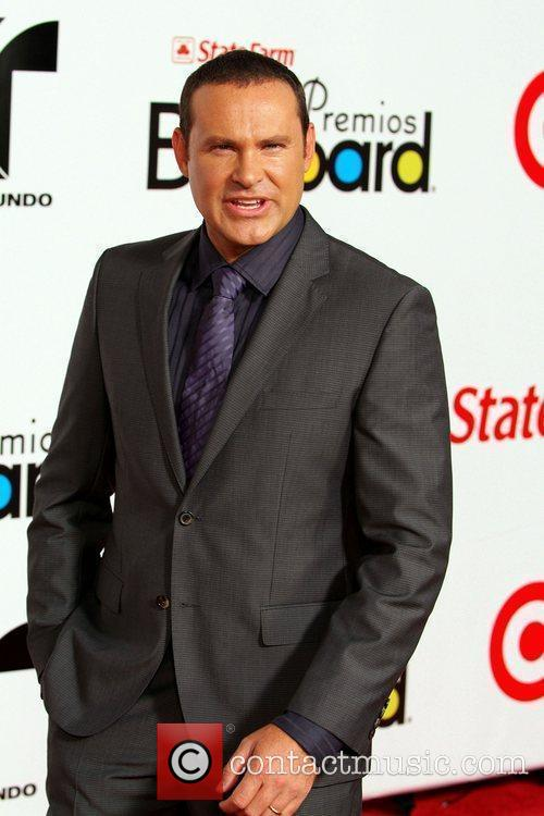 The 2009 Billboard Latin Music Awards at Bank...