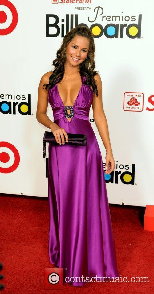 Carmen Villalobos and Billboard