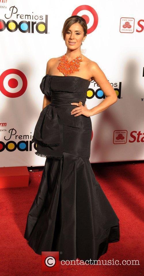 Catherine Siachoque The 2009 Billboard Latin Music Awards...