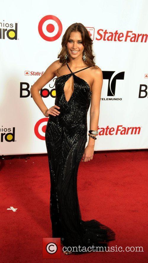 Diana Mendoza The 2009 Billboard Latin Music Awards...