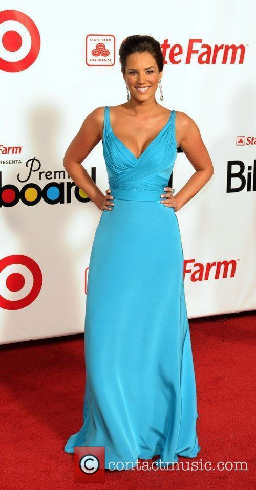 Gaby Espino The 2009 Billboard Latin Music Awards...