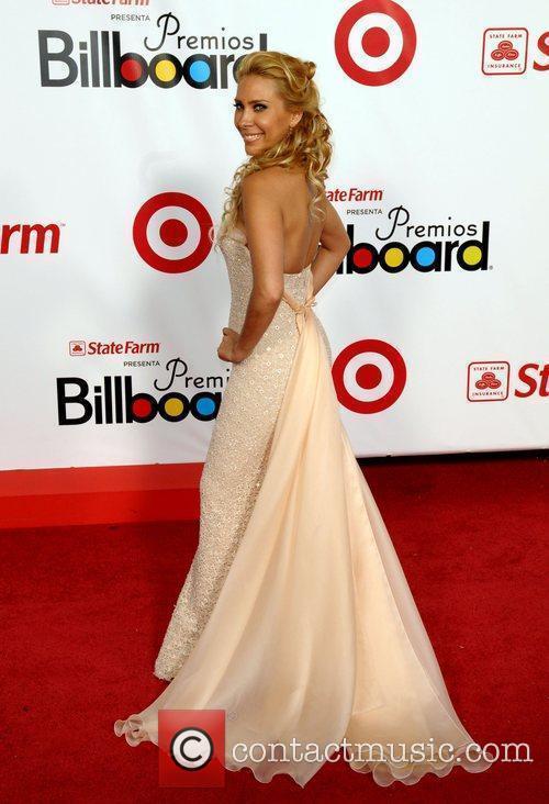Jimena The 2009 Billboard Latin Music Awards -...