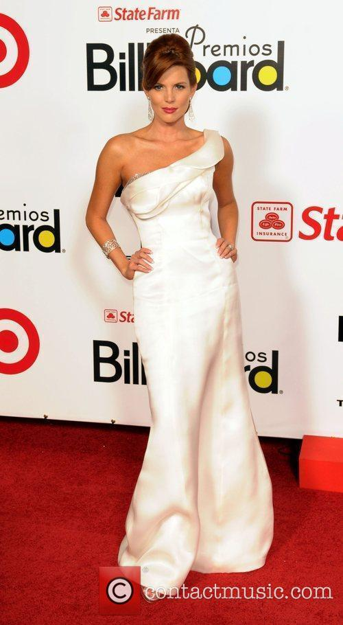 Maritza Rodriguez The 2009 Billboard Latin Music Awards...