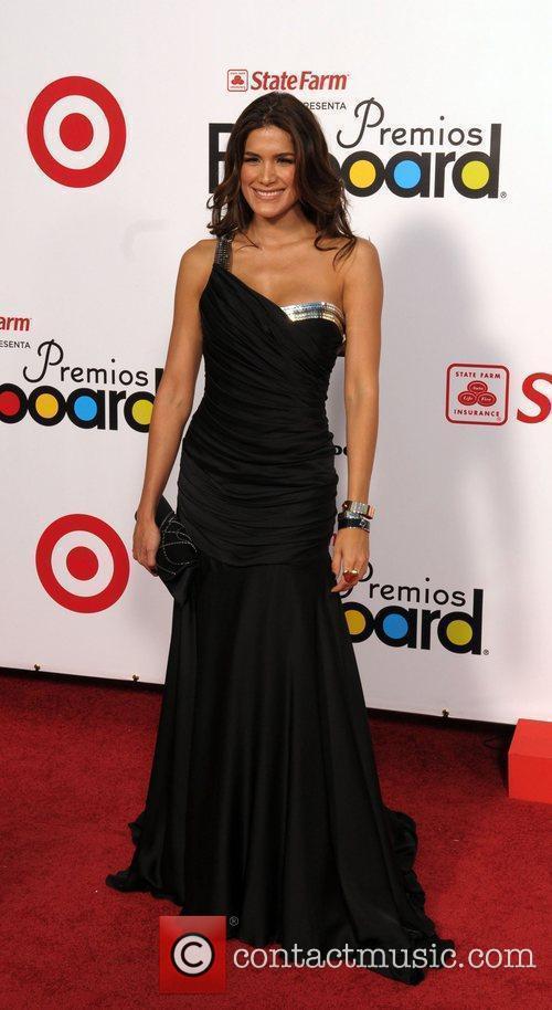 Penelope Sosa The 2009 Billboard Latin Music Awards...
