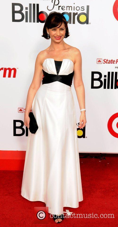 Rosana Pena The 2009 Billboard Latin Music Awards...