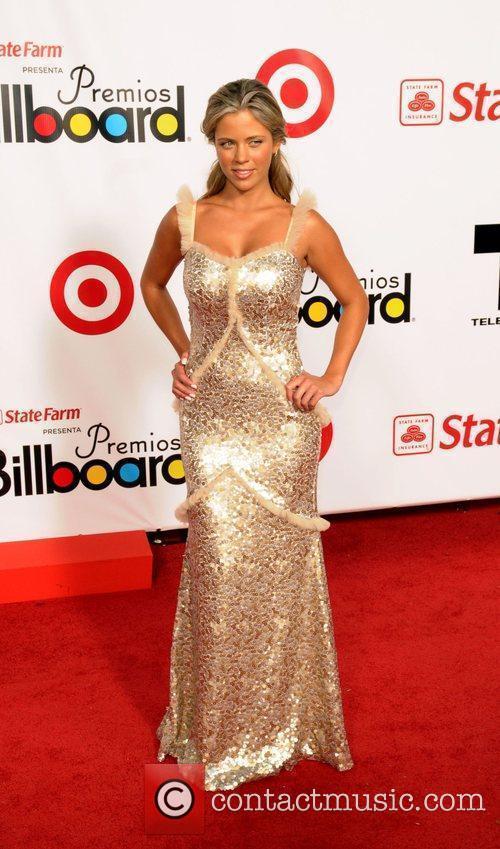 Ximena Duque Tacher The 2009 Billboard Latin Music...