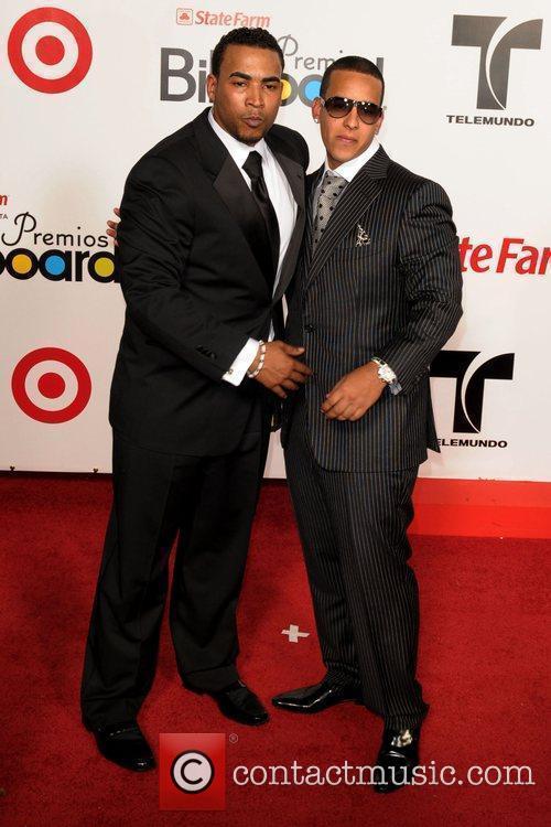 Don Omar, Billboard and DADDY YANKEE 2