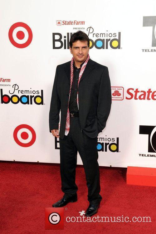 Carlos Camacho The 2009 Billboard Latin Music Awards...