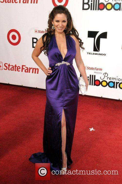 Esperanza Rendon The 2009 Billboard Latin Music Awards...