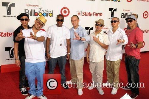 Jabbawockeez  The 2009 Billboard Latin Music Awards...