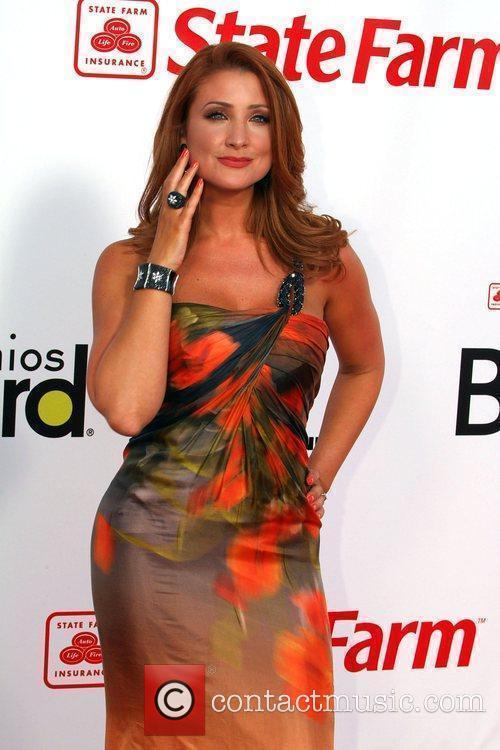 Mariana Rodriquez The 2009 Billboard Latin Music Awards...