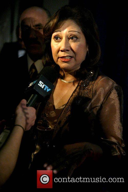 Congresswoman Hilda L. Solis 2009 Latino Inaugural Gala...