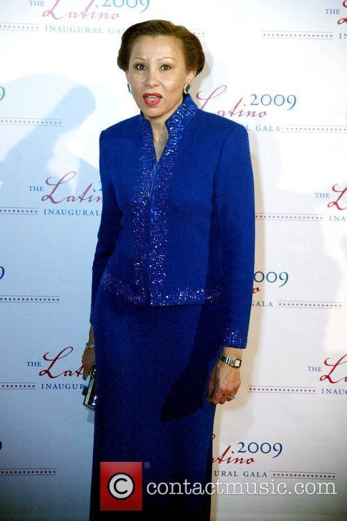 Congresswoman Nydia M. Velazquez 2009 Latino Inaugural Gala...