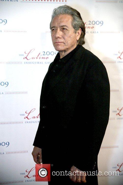Edward James Olmos 2009 Latino Inaugural Gala at...