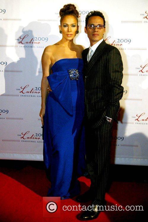Jennifer Lopez and Marc Anthony 4