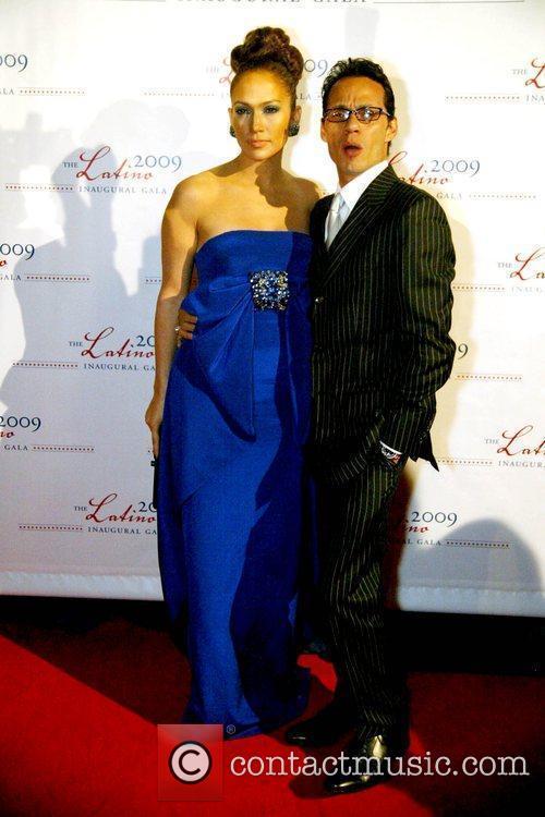 Jennifer Lopez and Marc Anthony 6