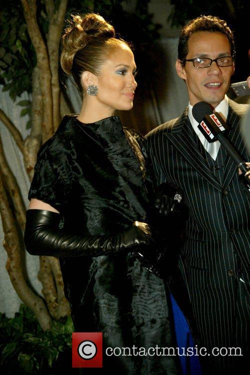 Jennifer Lopez and Marc Anthony 1