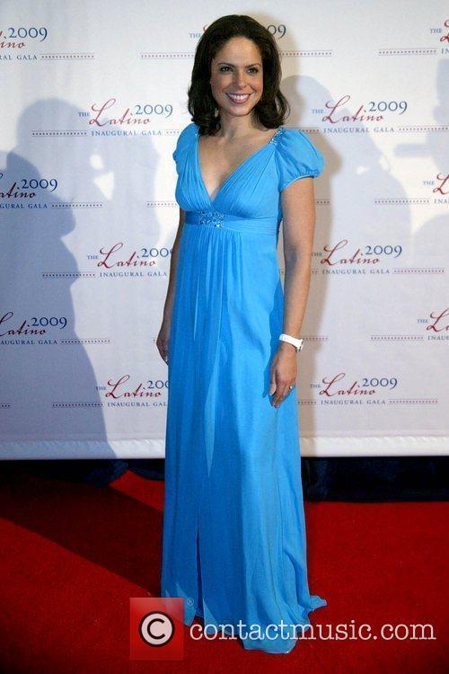 Soledad O'Brien 2009 Latino Inaugural Gala at Union...