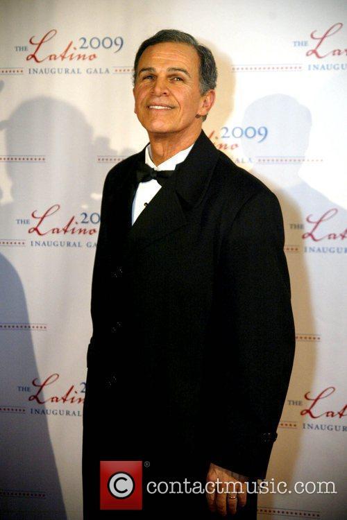 Tony Plana 2009 Latino Inaugural Gala at Union...