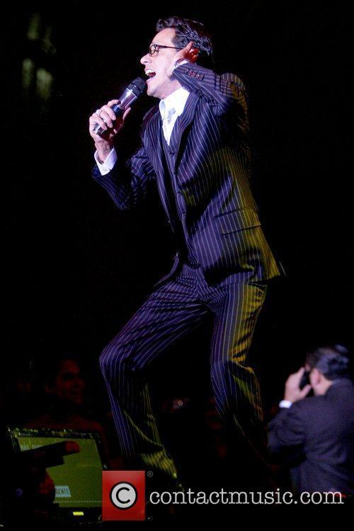 Marc Anthony 2009 Latino Inaugural Gala 'Celebrando El...