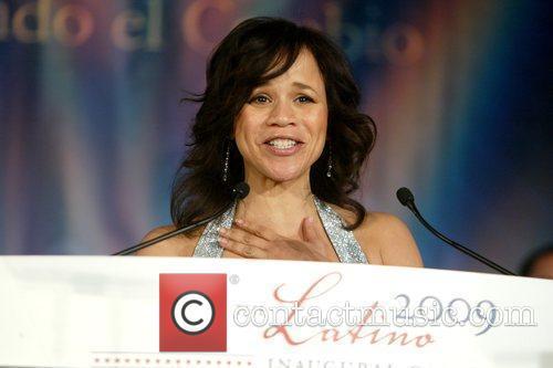 Rosie Perez 2009 Latino Inaugural Gala 'Celebrando El...