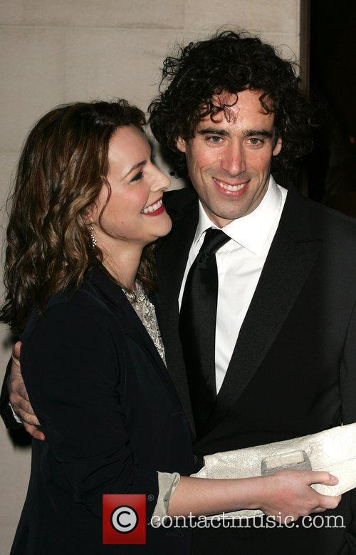 Louise Delamere and Stephen Mangan  The Laurence...